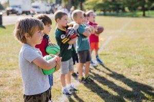Football Summer camps
